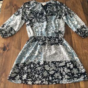 NWOT XS Loft Dress